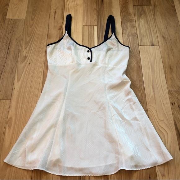 Vintage Morgan Taylor Lingerie Slip Dress